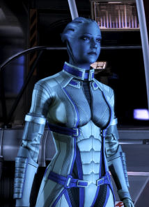 Liara Mass Effect 3